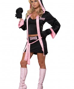 Boxer Girl Costume