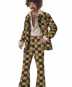 Disco Leisure Suit Costume