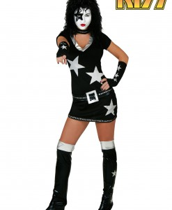 Sexy KISS Starchild Costume