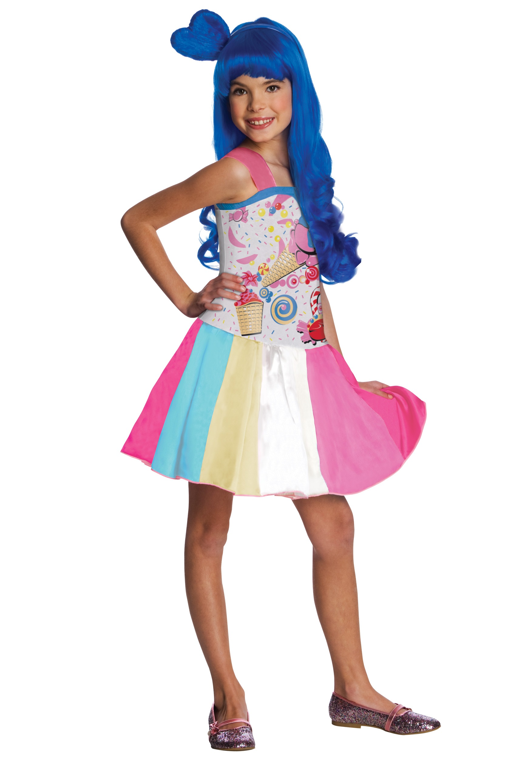 child katy perry candy girl costume