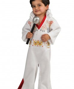 Toddler Elvis Costume Romper