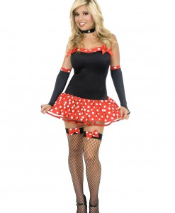 Sassy Miss Mouse Costume