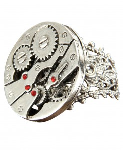 Watch Gear Ring