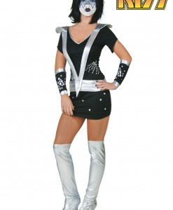 Sexy KISS Spaceman Costume