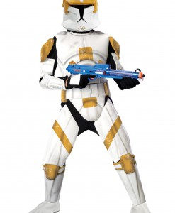 Adult Deluxe Commander Cody Costume