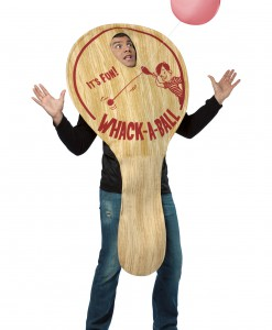 Adult Paddle Ball Costume