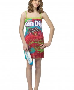 Teen Fun Dip Dress