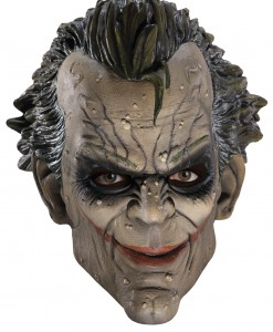 Arkham City Joker Mask