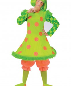Adult Lolli the Clown Costume
