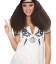 Womens Peace Brown Wig