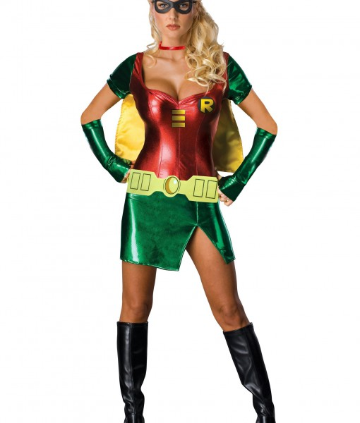 Robin Girl Sexy Costume
