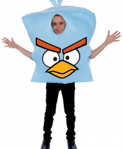 Child Ice Bomb Bird Costume