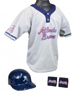 Kids Atlanta Braves Uniform