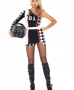 First Place Racer Costume