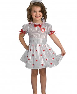 Toddler Tin Girl Costume