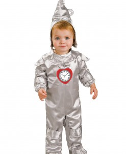 Tin Man Toddler Costume