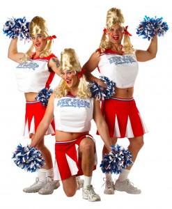 Mens Cheerleader Costume