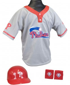 Kids Philadelphia Phillies Uniform
