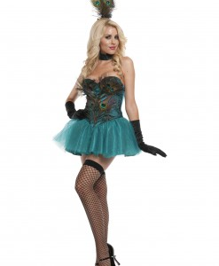 Exclusive Sexy Peacock Costume