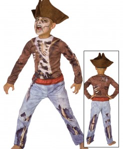 Boys Dead Pirate Costume