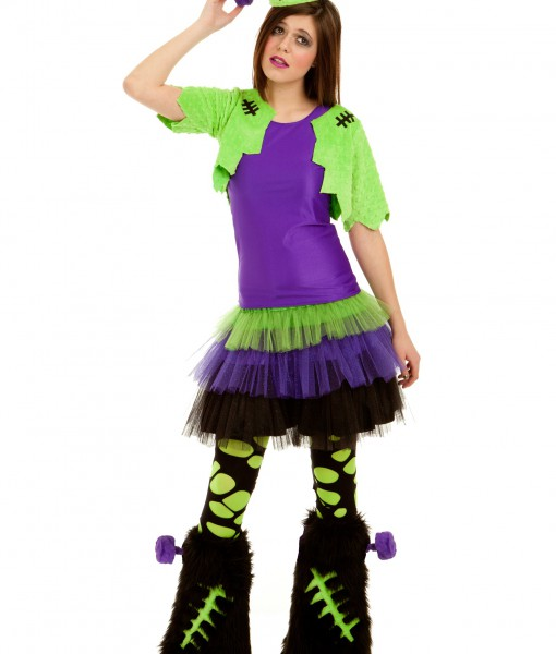 Tween Creature Costume Set