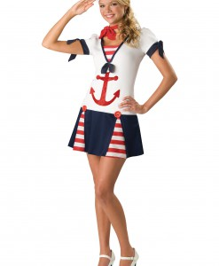 Teen Sassy Sailor Costume