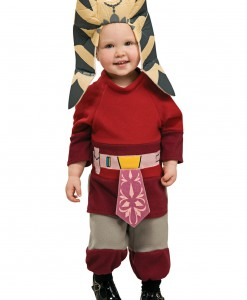 Toddler Ahsoka Costume