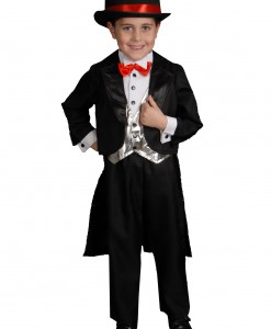 Boys Magician Costume