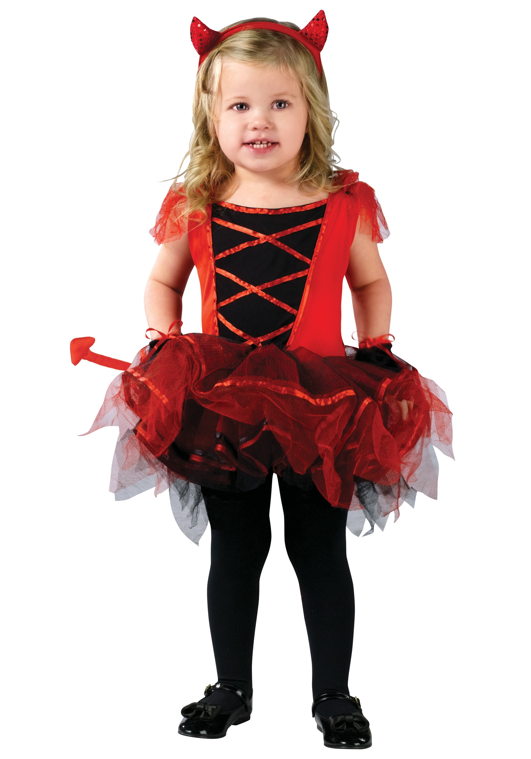 Toddler Devilina Costume - Halloween Costume Ideas 2016
