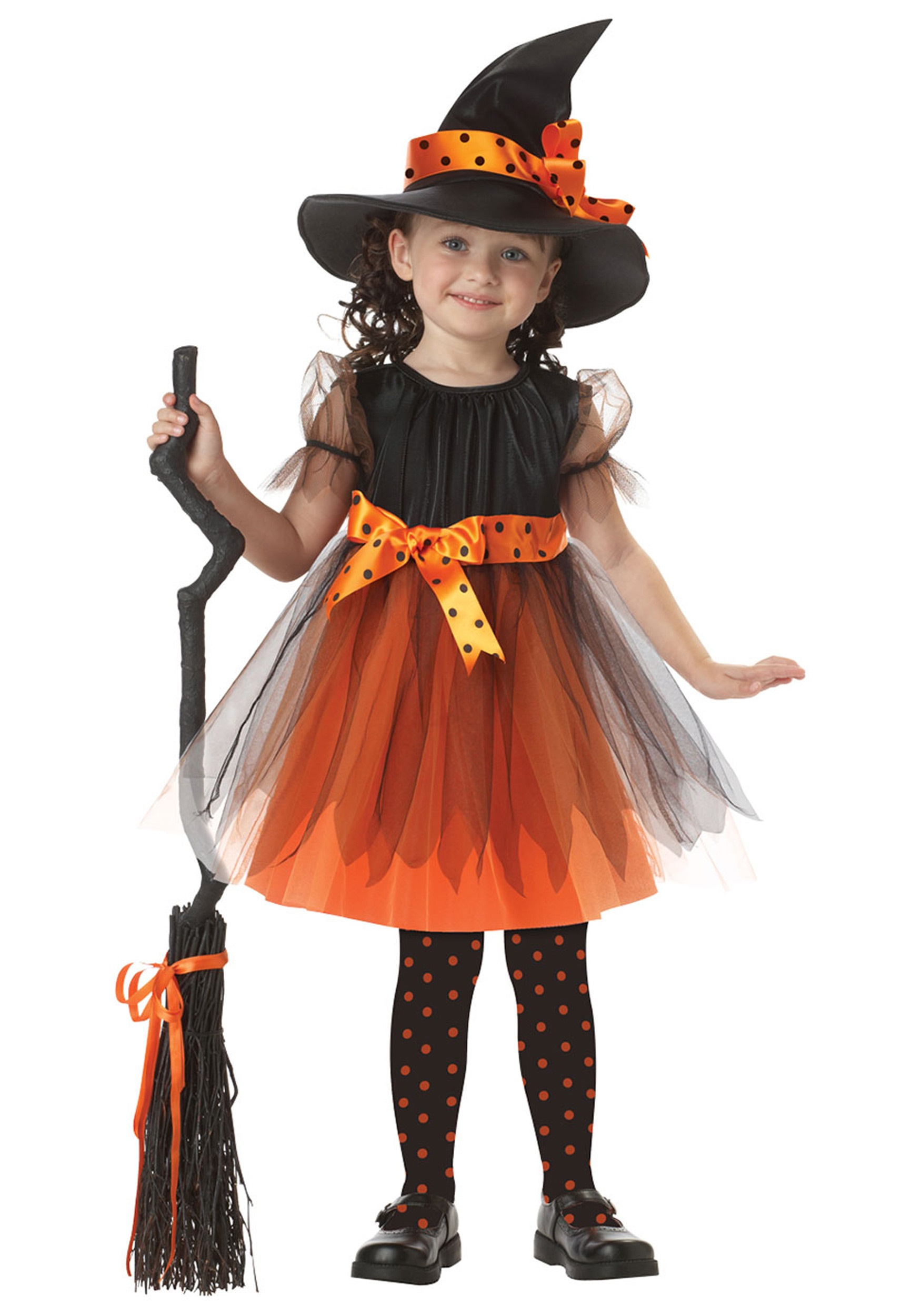 Halloween Outfits For Kids.Toddler Charmed Witch Costume