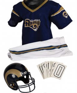 NFL Rams Uniform Costume