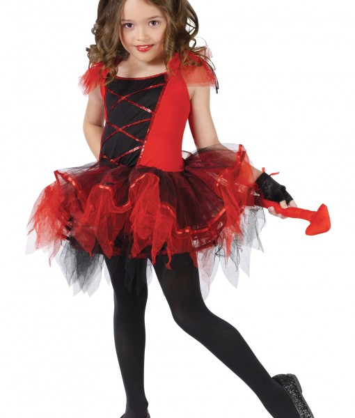 Child Devilina Costume