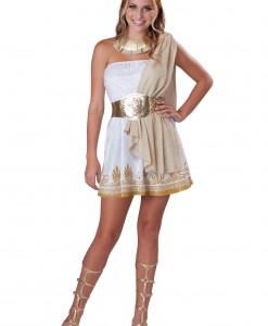 Teen Glitzy Goddess Costume