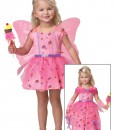 Toddler Sweet Fairy Princess Costume
