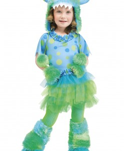 Toddler Monster Miss Costume