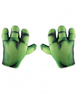Soft Incredible Hulk Hands