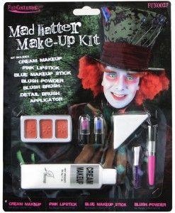 Mad Hatter Makeup Kit