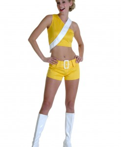 Yellow Soda Girl Costume
