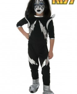 Kids Spaceman KISS Costume