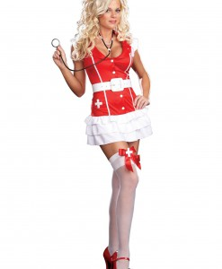 Sexy Adult Nurse Costume
