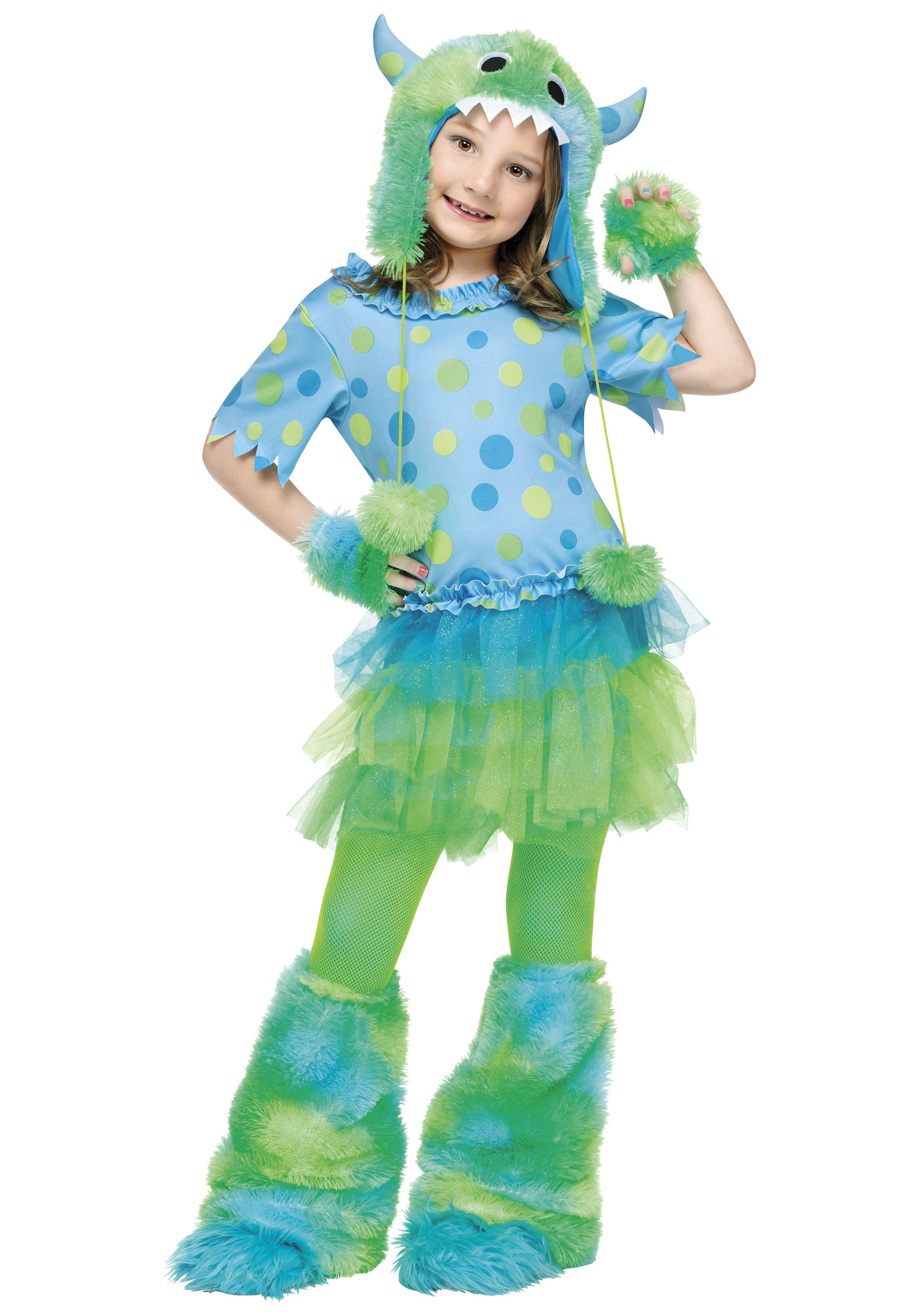 child monster miss costume - halloween costume ideas 2018