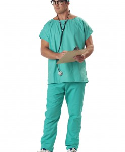Scrubs Costume