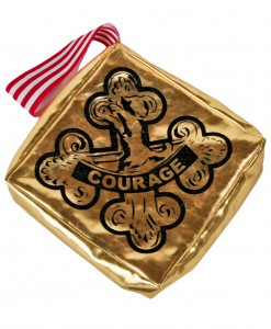 Badge of Courage Purse