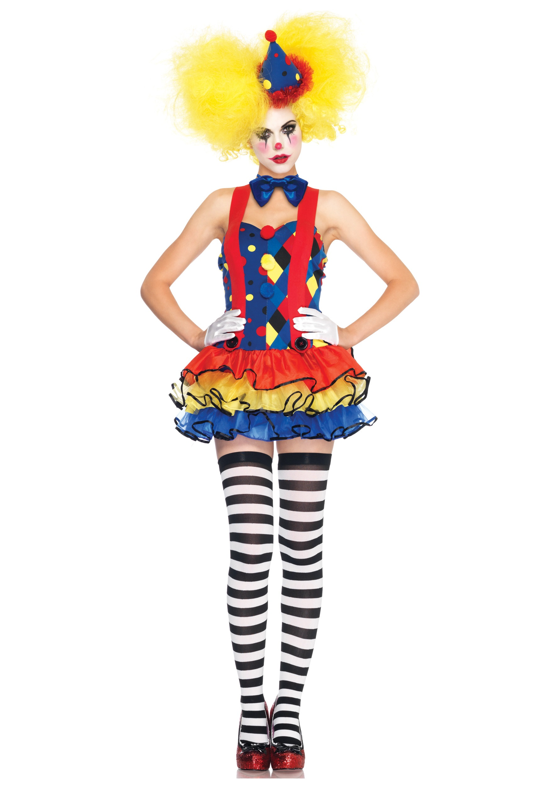 Sexy Giggle Clown Costume - Halloween Costume Ideas 2016