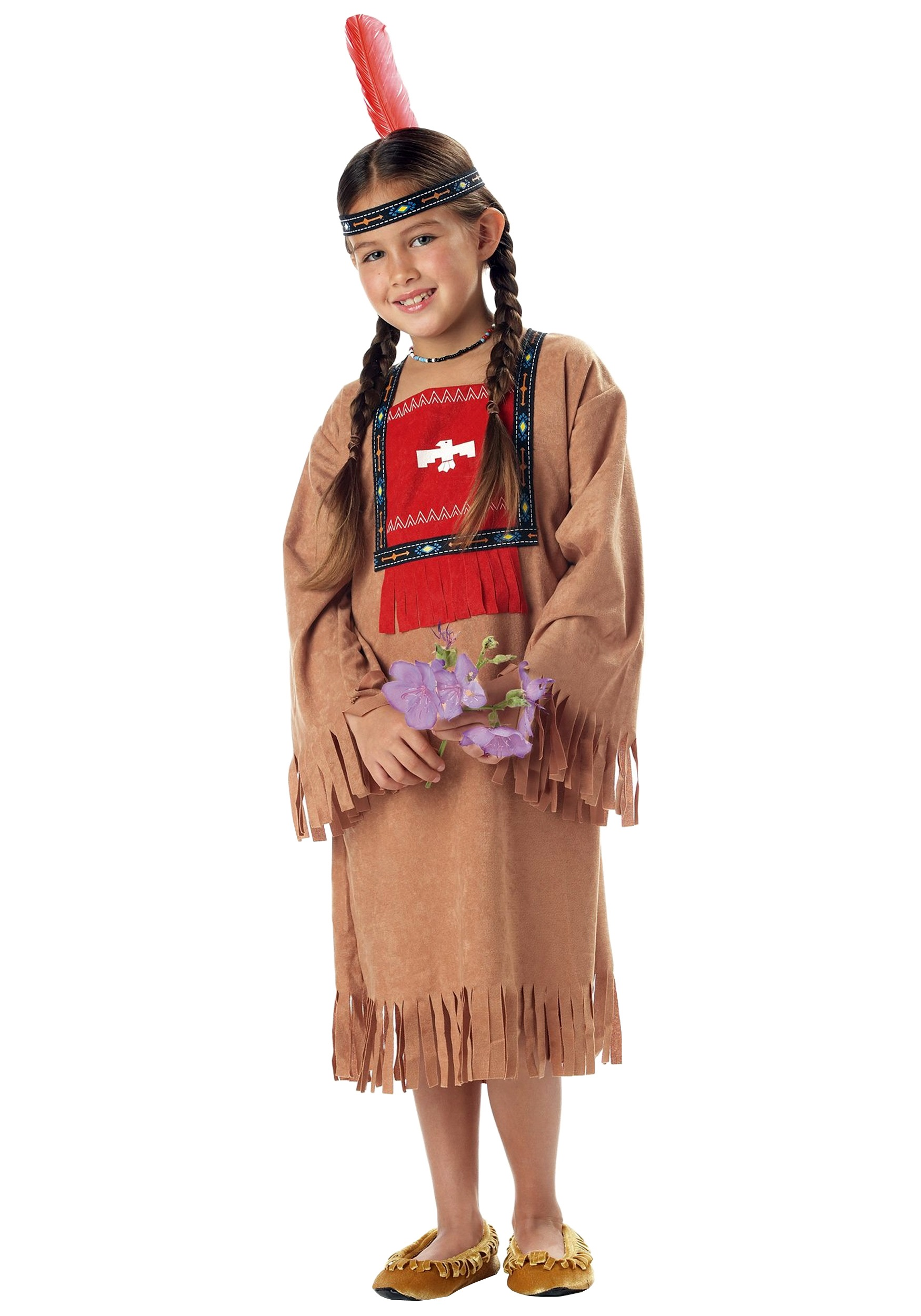 Child Indian Girl Costume  sc 1 st  Halloween Costumes & Child Indian Girl Costume - Halloween Costume Ideas 2016