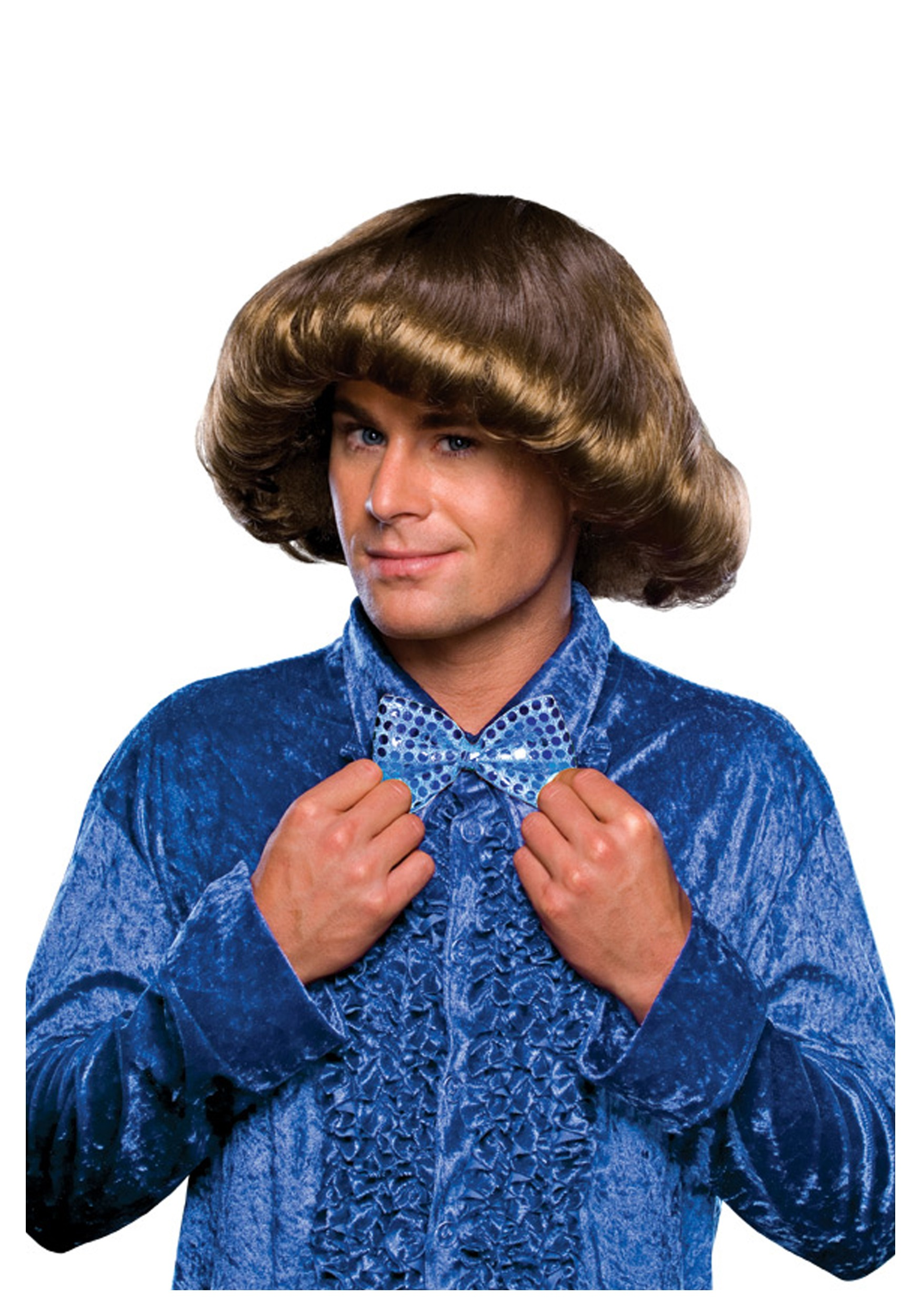 Mens 70s Prom Wig Halloween Costume Ideas 2016