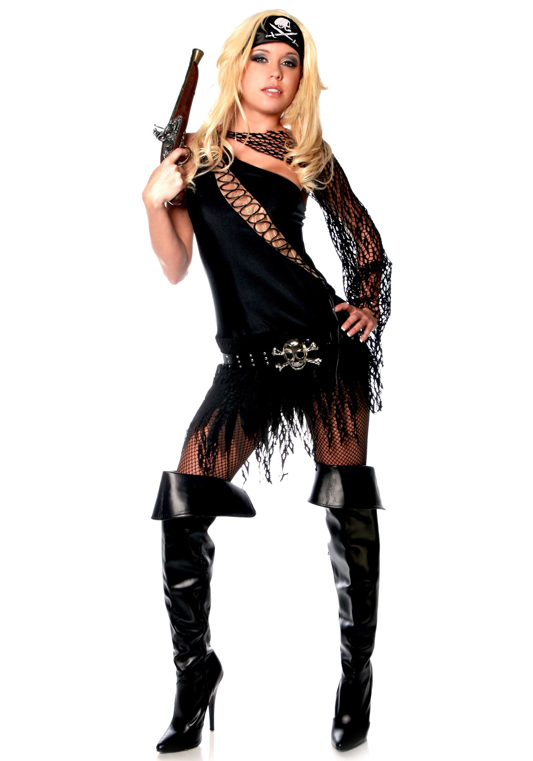 Forbidden Pirate Costume - Halloween Costume Ideas 2016