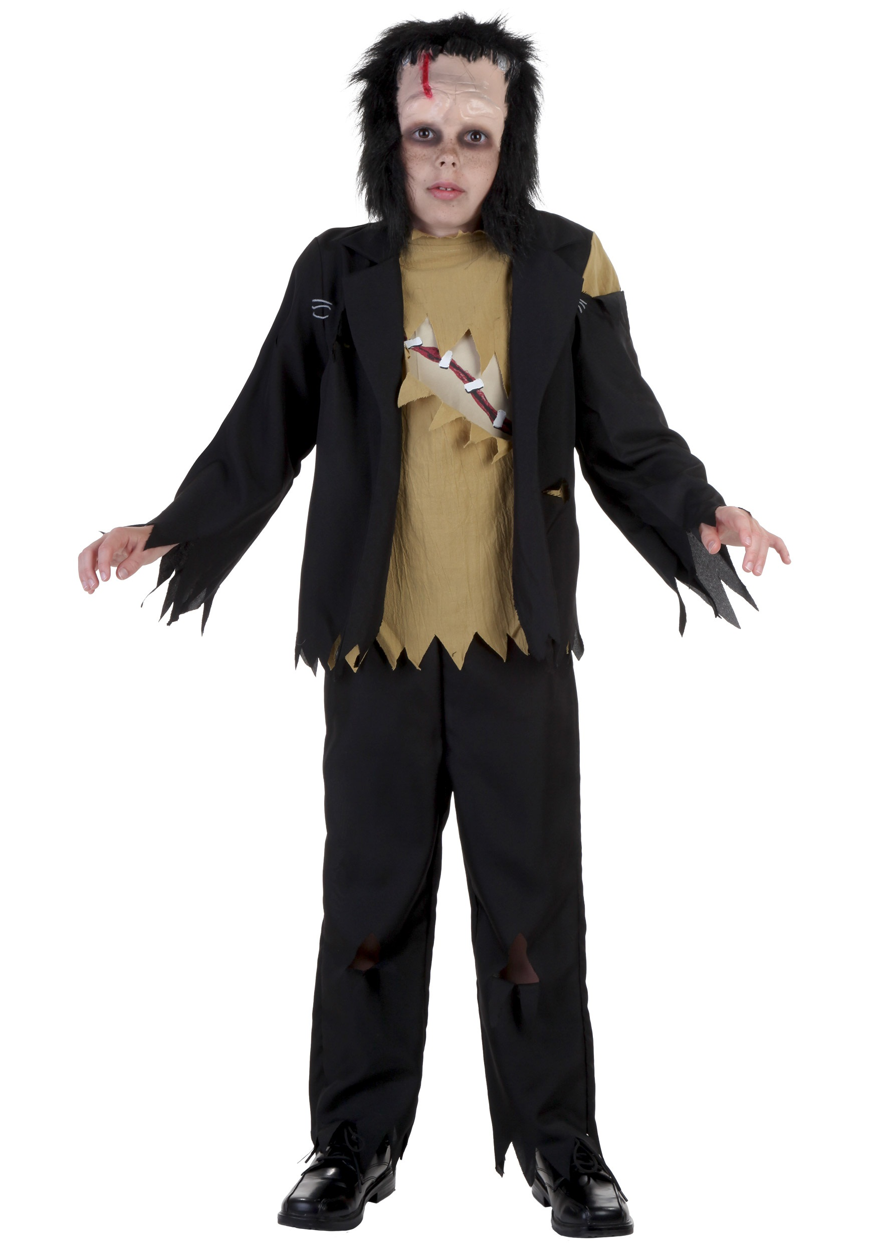 kids reanimated monster costume - halloween costume ideas 2018