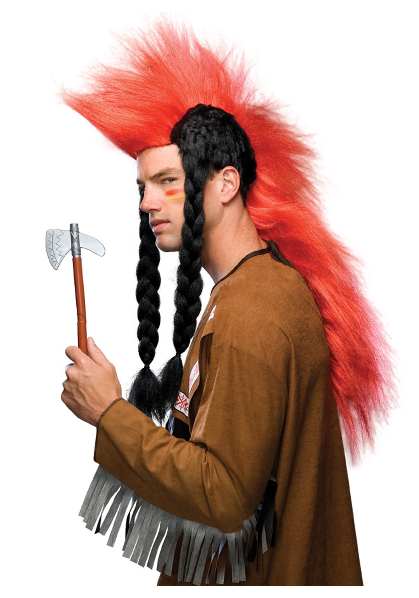 Dirtycapitol Hairstyle Red Indian Hair Style