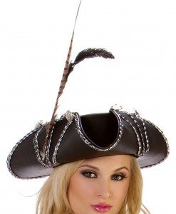 Rogue Pirate Hat
